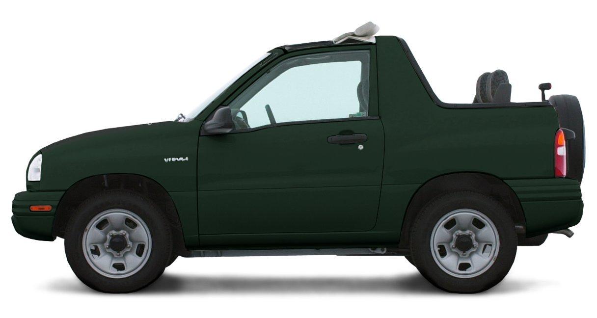 2003 Suzuki Vitara Reviews Images And Specs Vehicles 2000 2 0 Engine Door Soft Top Automatic Transmission Wheel Drive