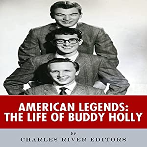 American Legends: The Life of Buddy Holly Audiobook