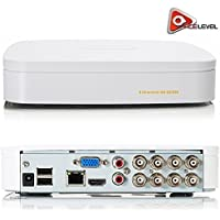 Q-See 8-Channel HD Analog DVR: 1TB HDD, H.264, Mobile Surveillance, 8 Channel Simultaneous Local Playback
