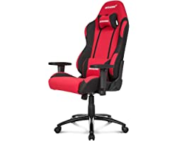 AKRacing Core Series EX-Wide Gaming Chair with Wide Seat, High and Wide Backrest, Recliner, Swivel, Tilt, Rocker and Seat Hei