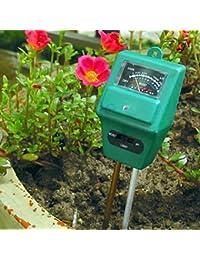 Favor 1 Piece 3in1 Plant Flowers Soil PH Tester/Moisture/Light Meter deliver