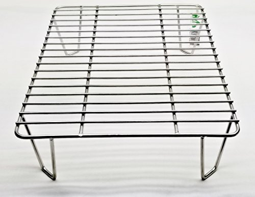Best Buy! Green Mountain Grill GMG-6016 Upper Rack For Davy Crockett Pellet Grill