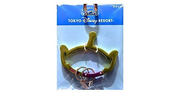 Little Green Men Carabiner Toy Story Tokyo Disney Resort Limited