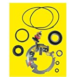 DB Electrical SMU9156 New Starter For Repair Kit Honda Trx350Fe Trx350Fm Trx350Te Trx350Tm Rancher 414-54035 4538 RBK-2B 49-5815 18607 18609 18638 18610 18666