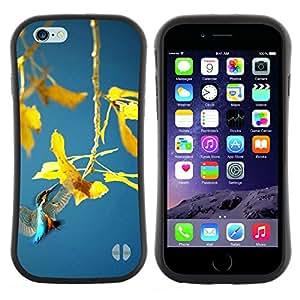 """Hypernova Slim Fit Dual Barniz Protector Caso Case Funda Para Apple (4.7 inches!!!) iPhone 6 / 6S (4.7 INCH) [Planta de la primavera""""]"""