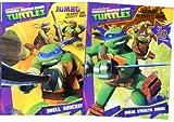 Teenage Mutant Ninja Turtles 2-pack Coloring Book Set