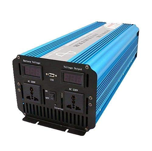 BELTTT Bellt 3000W Car Power Inverter 24V dc to 220V ac Pure Sine Wave Inverter Solar Battery inverter