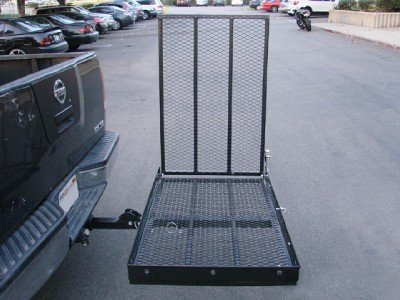 Tms 174 Folding Strong Electric Wheelchair Hitch Carrier