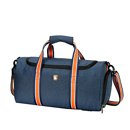 Oiwas Luggage Sporty Gear Travel Bag (blue)