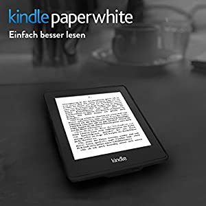 kindle paperwhite 6 generation 15 cm 6 zoll. Black Bedroom Furniture Sets. Home Design Ideas