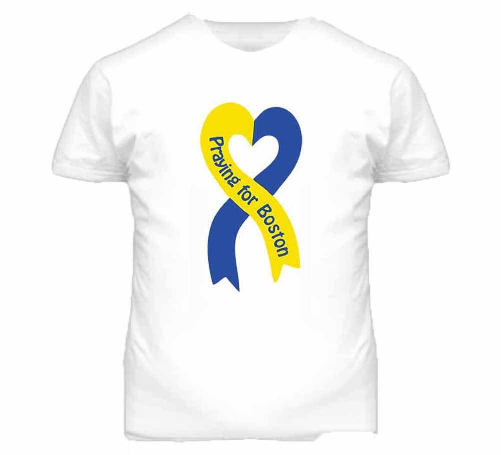 Tshirt Bandits S Boston Tribute Ribbon T Shirt
