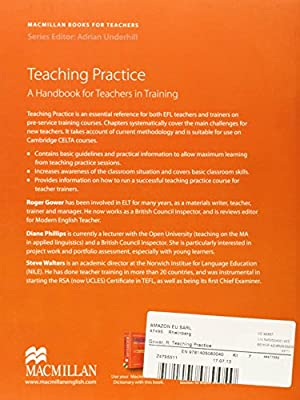 Teaching Practice New Edition: Roger Gower, Diane Phillips, Steve