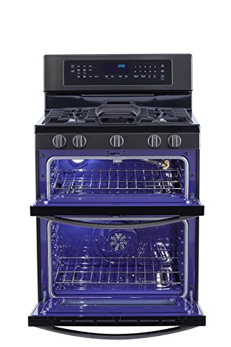 Kenmore Elite ft. Oven Range w/Convection in BlackStainless, and