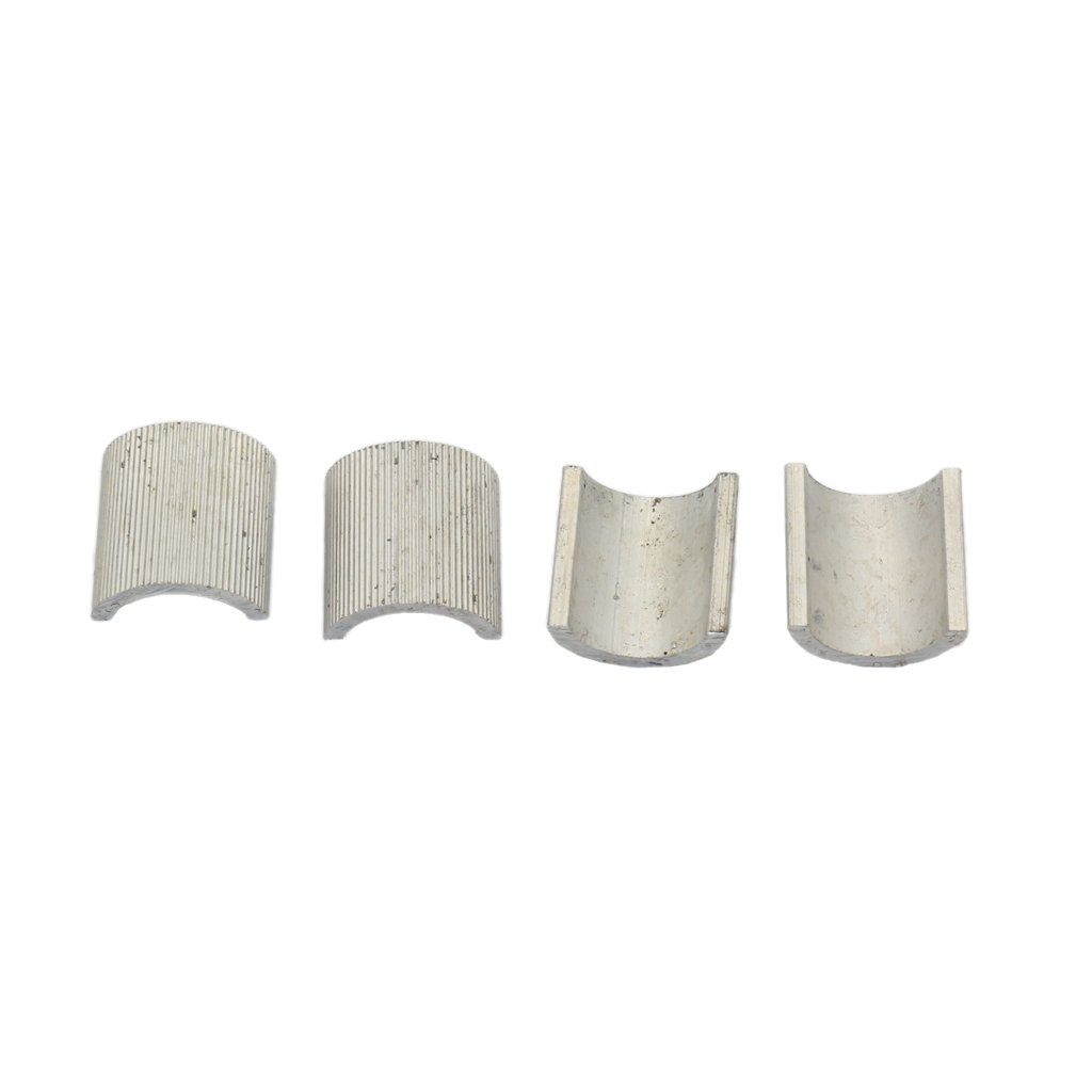 Sharplace Aluminum Alloy Handlebar Shims Clamp Spaces Bar 22mm to 25mm for Motorcycles