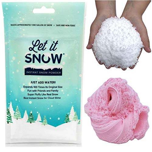 Instant Snow Powder