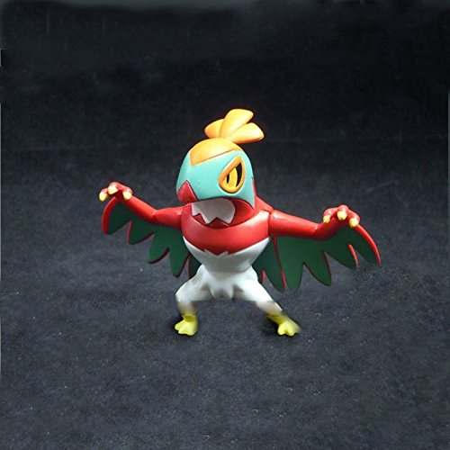 L 6cm Go XY Meowth Collectible Action Figures Toy Doll Monster