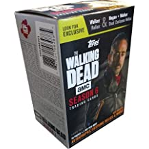 Topps Walking Dead Season 6 Trading Card Value Box, pack of 1