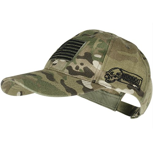 Embroidered Boot Bag - VooDoo Tactical 20-9353082000 Cap, Multicam
