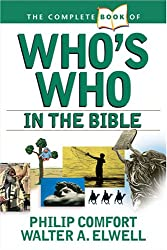 The Complete Book of Who's Who in the Bible (Complete Book Series)