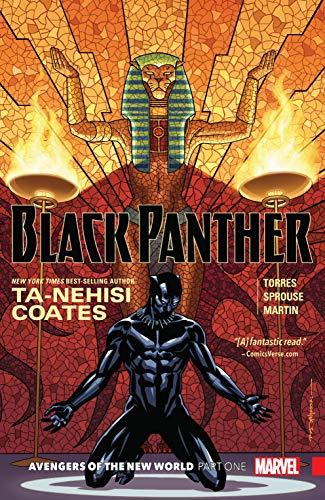 da33cb2e4b2 Amazon.com  Black Panther Vol. 4  Avengers of the New World Part 1 ...