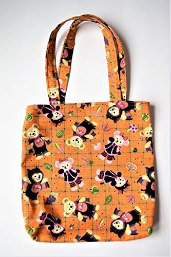Duffy Bear Trick or Treat Bag,Teddy Bears Bag,Basic, Ready To Ship Disney Duffy Bear, Halloween Costumed Bears