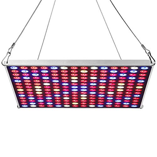 Red Grow Light - LED Grow Light - 45W Grow Lights for Indoor Plants Veg and Flower Plant Lights Full Spectrum with 3000K 6500K for Garden Greenhouse Hydroponics Plants from Seeding to Harvest by YGROW