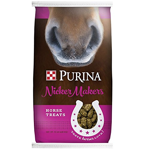 Purina Animal Nutrition Purina Nicker Makers Treats 15lbs 15LB