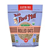 Bob´s Red Mill Avena Rolada Rápida Cocción GF Orgánica, 794 g