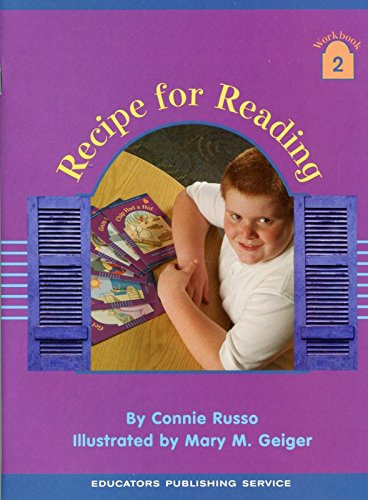 Recipe for Reading, Workbook 2