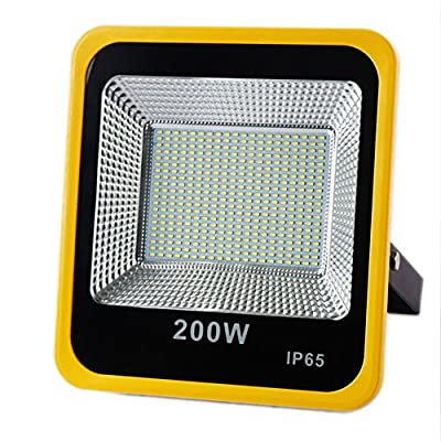 Julitech 20W-200W LED Flood Light, Waterproof IP65, 8900Lm, Super Bright Outdoor LED Flood Lights For Playground, Garage, Garden, Lawn And Yard Model