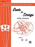 Duets for Strings, Bk 1: Viola (Belwin Course for Strings, Bk 1)