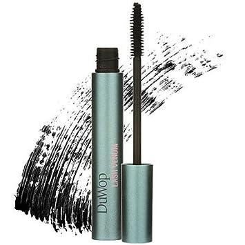 DuWop Cosmetics Lash Venom Plumping Mascara, Black-Black
