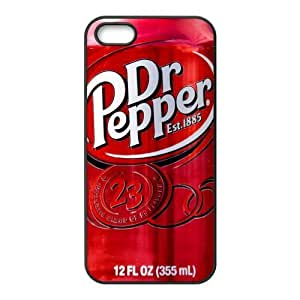 DiyCaseStore Cool Design Dr Pepper Bottle Drink iPhone 5 5S New Style Durable Case Cover