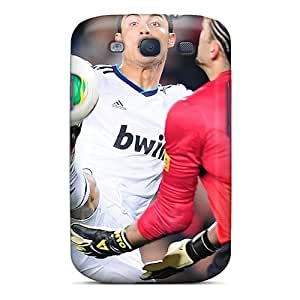 New Premium Mialisabblake Barcelona Jos Skin Case Cover Excellent Fitted For Galaxy S3