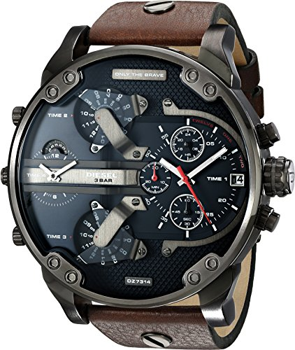 diesel-mens-dz7314-mr-daddy-20-gunmetal-brown-leather-watch