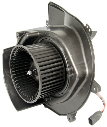 Motor Cadillac Blower Deville (Four Seasons/Trumark 75749 Blower Motor with Wheel)