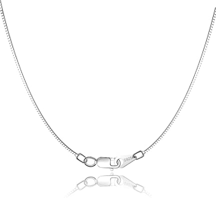 925 Sterling Silver Chain for Women
