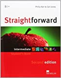 img - for Straightforward Second Edition Intermediate Level Student's Book by Roy Norris Phillip Kerr (2012-01-03) book / textbook / text book