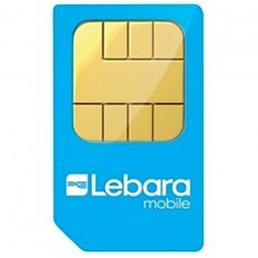Tarjeta SIM Lebara Prepago con 5€: Amazon.es: Electrónica