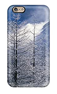 Top Quality Protection Beautiful Winter Landscapes Case Cover For Iphone 6