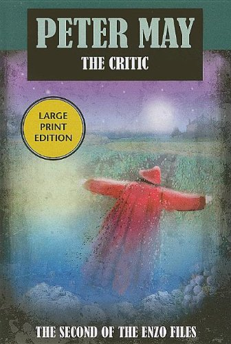 Download The Critic (Large Type Edition): The Second of the Enzo Files pdf epub