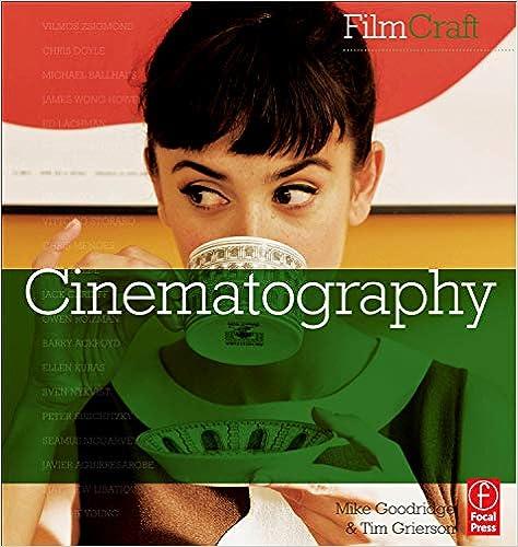 Amazon com: FilmCraft: Cinematography (9780240818627): Tim