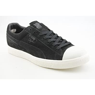 c6cda79b0ec3 PUMA Clyde X Undefeated COVERBLOCK Sneakers Black Whisper White 352778 04