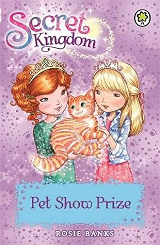 book cover of Pet Show Prize