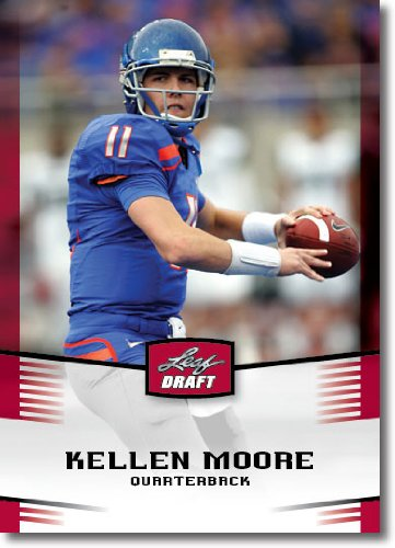 2012 Leaf Draft Day #26 Kellen Moore - Boise State (RC - Rookie Card)(NFL Football Trading Card)