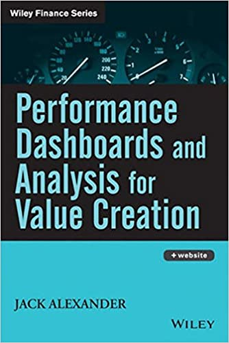 Amazon.com: Performance Dashboards and Analysis for Value Creation ...