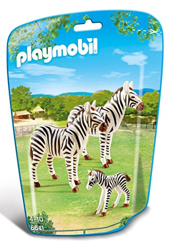 PLAYMOBIL Zebra Family