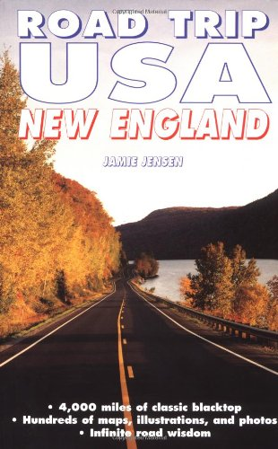 Road Trip USA: New England PDF