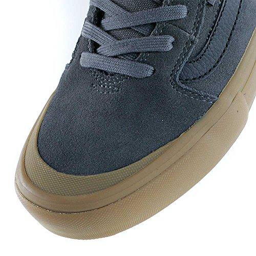 Camionnettes - Hommes De Style 112 Chaussures De Skate Pro Gomme Étain