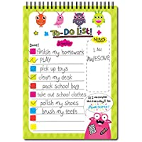 Nourish A6 Kids Monster Planner